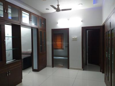 Gallery Cover Image of 1350 Sq.ft 3 BHK Apartment for rent in Madhapur for 25000