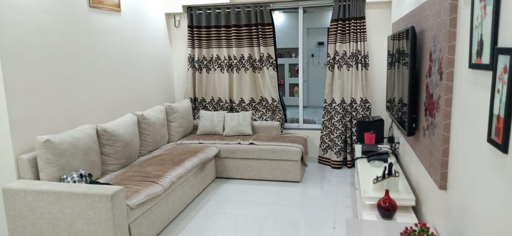 Living Room Image of 950 Sq.ft 2 BHK Independent House for buy in Malad East for 16000000