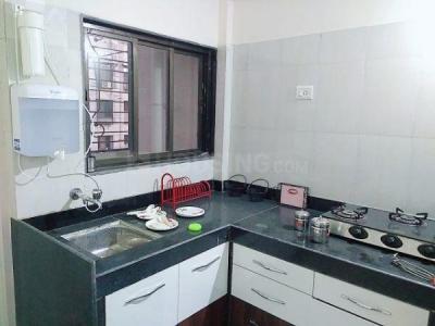 Kitchen Image of PG In Vikhroli in Vikhroli West