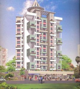 Gallery Cover Image of 1350 Sq.ft 3 BHK Apartment for buy in Ellora Heights Apartment, Kamothe for 11000000