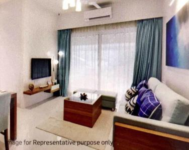 Gallery Cover Image of 610 Sq.ft 1 BHK Apartment for buy in Kalwa for 6600000