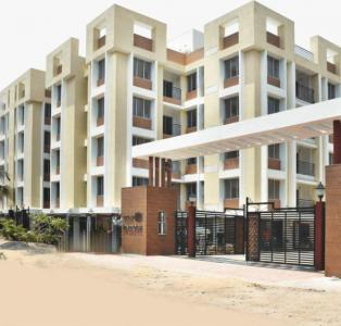 Gallery Cover Image of 947 Sq.ft 2 BHK Apartment for buy in Tirupati Paradise, Rajpur Sonarpur for 3219800