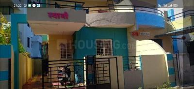 Gallery Cover Image of 1300 Sq.ft 3 BHK Independent House for rent in Savedi for 16000