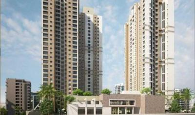 Gallery Cover Image of 602 Sq.ft 1 BHK Apartment for buy in Velocity Hill Spring Phase 1, Thane West for 7970000