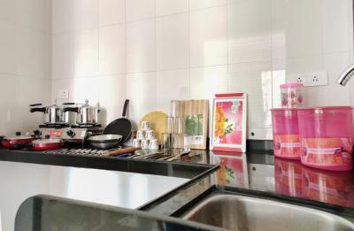 Kitchen Image of 507 D Tinsel Town in Hinjewadi