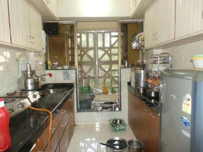 Gallery Cover Image of 650 Sq.ft 1 BHK Apartment for rent in Bhandup West for 24000