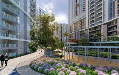 Gallery Cover Image of 1689 Sq.ft 3 BHK Apartment for buy in Serene At Brigade Cornerstone Utopia, Varthur for 8597000