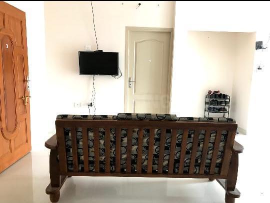 Living Room Image of Svs Homes PG in Karapakkam
