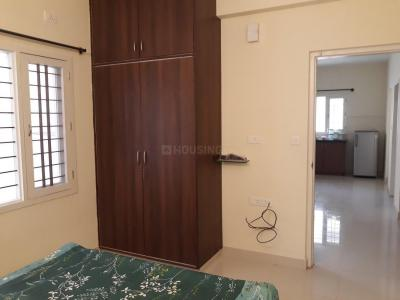 Gallery Cover Image of 700 Sq.ft 1 BHK Independent Floor for rent in Domlur Layout for 20000