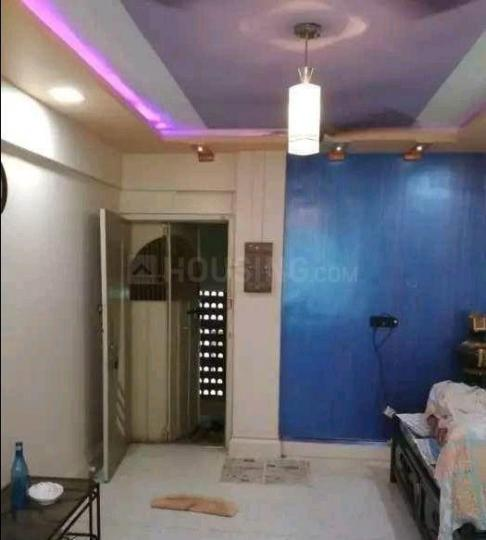 Living Room Image of 600 Sq.ft 1 BHK Apartment for rent in Dombivli East for 8500