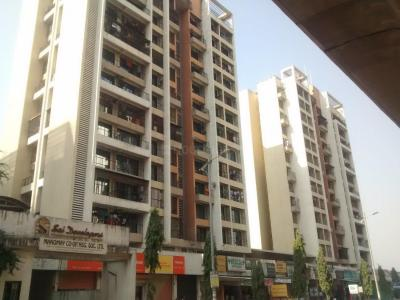 Gallery Cover Image of 600 Sq.ft 1 BHK Apartment for rent in Kharghar for 25000
