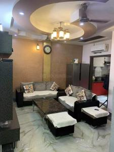 Gallery Cover Image of 1069 Sq.ft 3 BHK Independent Floor for rent in Laxmi Nagar for 32000