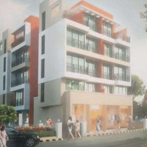 Gallery Cover Image of 625 Sq.ft 1 BHK Apartment for buy in Ulwe for 4300000