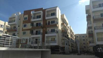 Gallery Cover Image of 1375 Sq.ft 3 BHK Apartment for rent in Kadubeesanahalli for 32000
