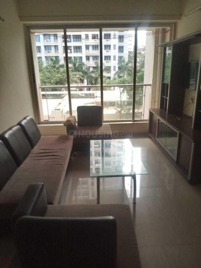 Living Room Image of 950 Sq.ft 2 BHK Apartment for rent in Sewri for 80000