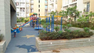 Gallery Cover Image of 1050 Sq.ft 2 BHK Apartment for rent in Geomatrix Geomatrix Silver Crest, Greater Khanda for 20000