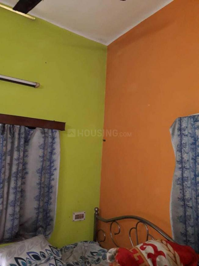 Bedroom Image of 600 Sq.ft 1 BHK Independent House for rent in Thakurpukur for 6000