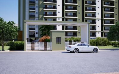Gallery Cover Image of 650 Sq.ft 1 BHK Apartment for buy in BCC Greens, Naubasta Kala for 1917500