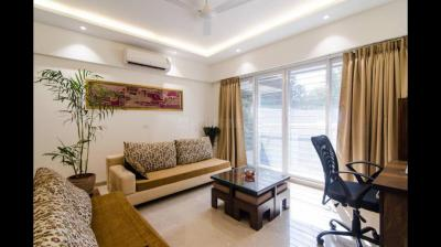 Gallery Cover Image of 2000 Sq.ft 3 BHK Apartment for rent in Santacruz West for 250000