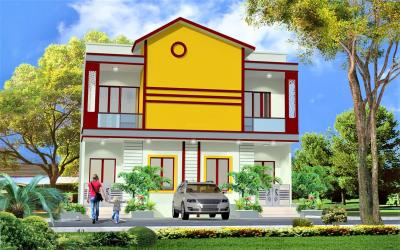 Gallery Cover Image of 2000 Sq.ft 3 BHK Villa for buy in Thv Vihaan Floors, Noida Extension for 6500000