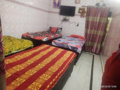 Bedroom Image of Girls PG in Moti Nagar
