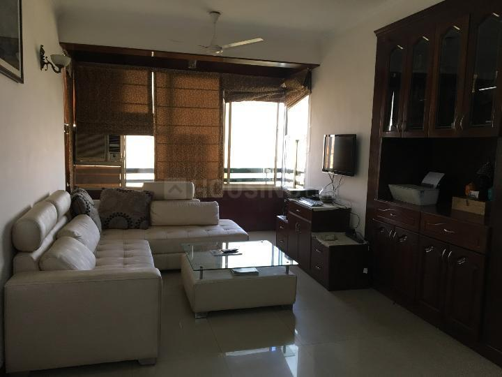 Living Room Image of 1200 Sq.ft 2 BHK Apartment for rent in Sector 54 for 27000