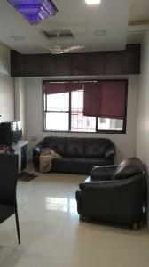 Gallery Cover Image of 660 Sq.ft 1 BHK Apartment for rent in Kopar Khairane for 17000