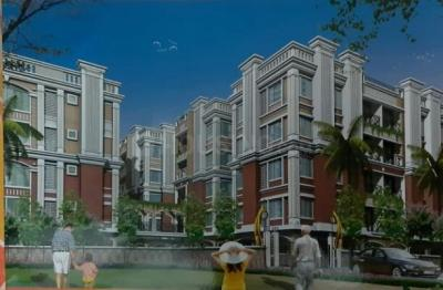 Gallery Cover Image of 1231 Sq.ft 3 BHK Apartment for buy in Kalikapur for 7016000