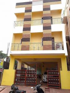 Gallery Cover Image of 640 Sq.ft 2 BHK Apartment for rent in Jafferkhanpet for 15000