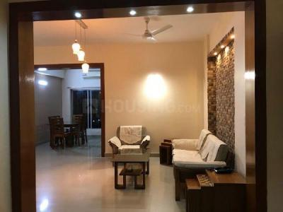 Gallery Cover Image of 2700 Sq.ft 3 BHK Apartment for rent in New Alipore for 70000
