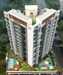 Gallery Cover Image of 1600 Sq.ft 3 BHK Apartment for buy in Seawoods for 18000000