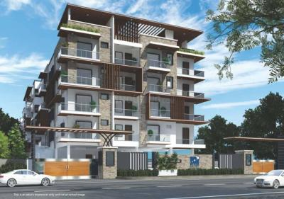 Gallery Cover Image of 1500 Sq.ft 3 BHK Apartment for buy in Ramamurthy Nagar for 8500000