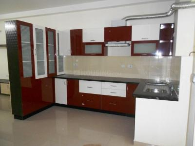 Gallery Cover Image of 1200 Sq.ft 3 BHK Apartment for rent in Nanakram Guda for 29500