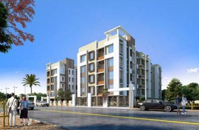 Gallery Cover Image of 795 Sq.ft 2 BHK Apartment for buy in Paradise Land Bijay Residency, Rajpur Sonarpur for 3140250