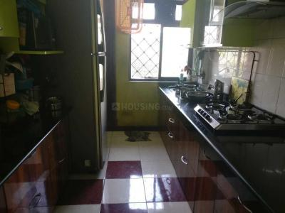 Gallery Cover Image of 785 Sq.ft 2 BHK Apartment for rent in Thane West for 23000