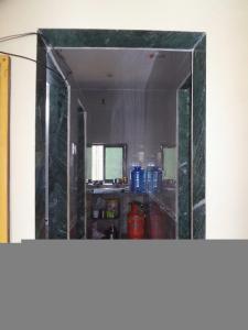 Kitchen Image of Srishti Enterprises PG in Kopar Khairane