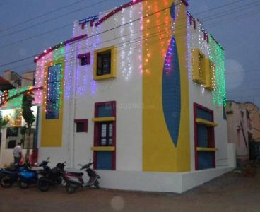 Gallery Cover Image of 1200 Sq.ft 1 BHK Independent Floor for rent in Hosur for 5000