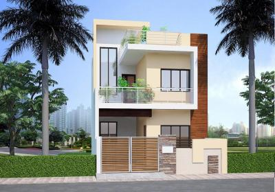 Gallery Cover Image of 1200 Sq.ft 3 BHK Villa for buy in Akriti Residency, Risali for 3551000