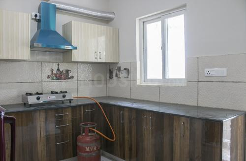 Kitchen Image of Babu Nest 003 in HBR Layout