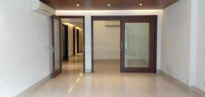 Gallery Cover Image of 2000 Sq.ft 4 BHK Independent Floor for rent in Greater Kailash I for 110000