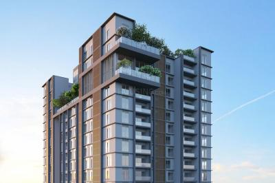 Gallery Cover Image of 2200 Sq.ft 3 BHK Apartment for rent in Ambli for 75000