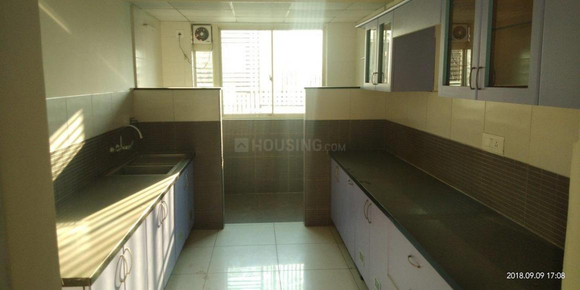 Kitchen Image of 1150 Sq.ft 2 BHK Apartment for rent in Iyyappanthangal for 21000