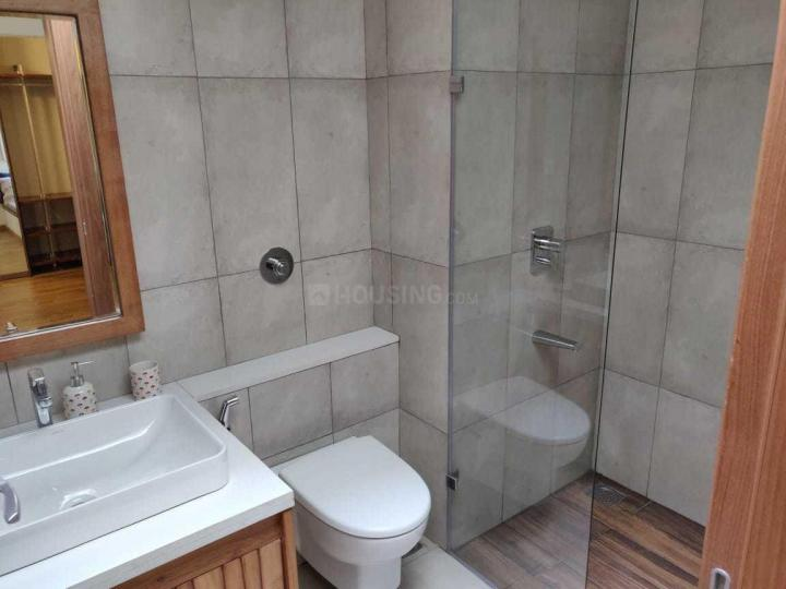 Common Bathroom Image of 1299 Sq.ft 3 BHK Apartment for buy in R.K. Hegde Nagar for 7700000