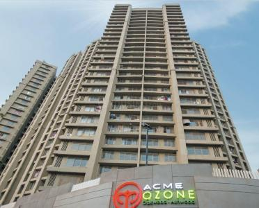 Gallery Cover Image of 950 Sq.ft 3 BHK Apartment for buy in ACME Alpinia, Thane West for 13700000