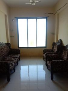 Gallery Cover Image of 615 Sq.ft 1 BHK Apartment for rent in Seawoods for 13450