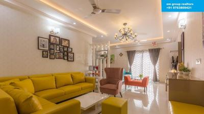 Gallery Cover Image of 2200 Sq.ft 3 BHK Apartment for rent in Kumar Presidency, Koregaon Park for 55000