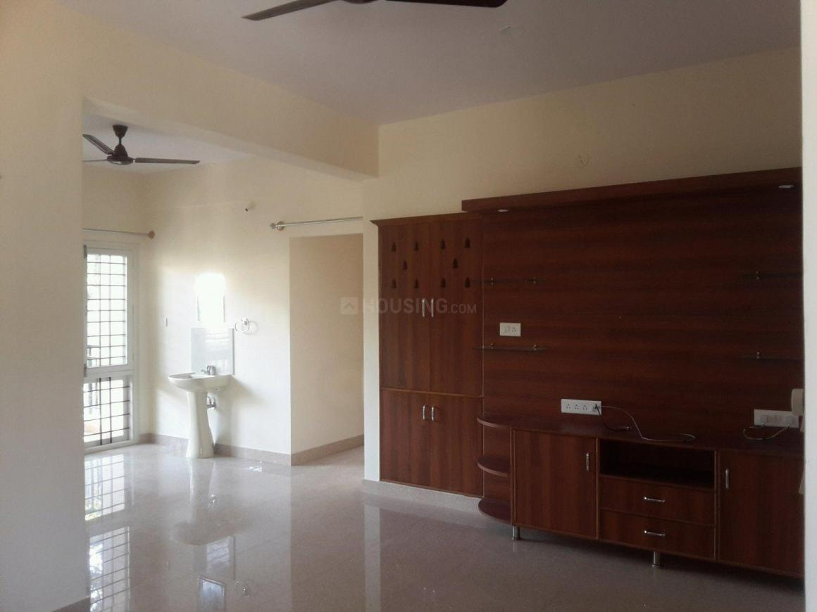 Living Room Image of 1200 Sq.ft 2 BHK Apartment for rent in New Thippasandra for 28000