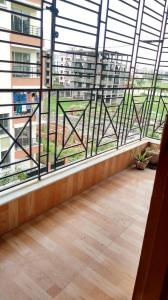 Gallery Cover Image of 1000 Sq.ft 2 BHK Apartment for rent in New Town for 12000