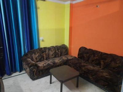 Gallery Cover Image of 560 Sq.ft 1 BHK Independent Floor for rent in Dwarka Mor for 13000