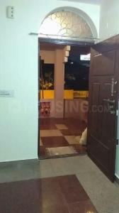 Gallery Cover Image of 550 Sq.ft 1 BHK Independent House for rent in Murugeshpalya for 14500